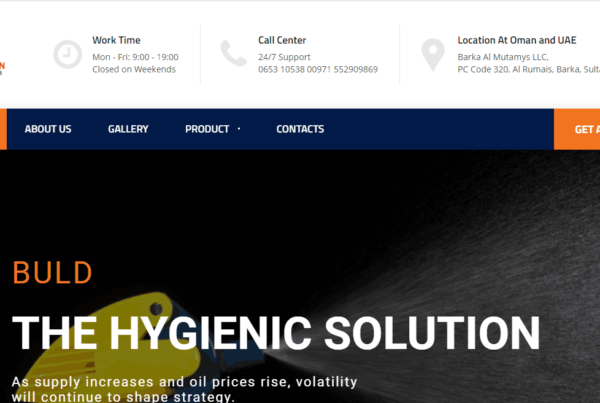chemical_company_website