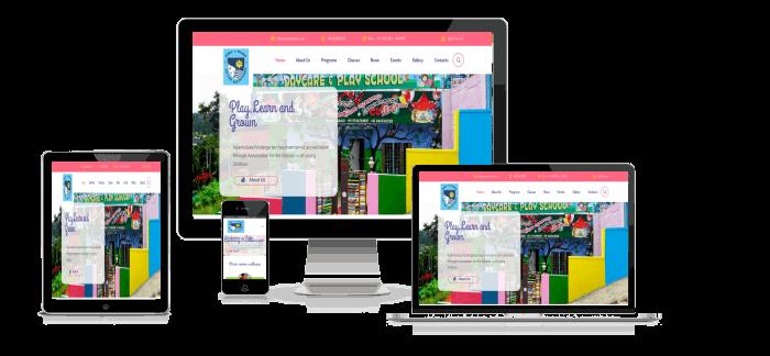 kids_school_web_development